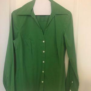 Long sleeve, Button Down Women's Blouse